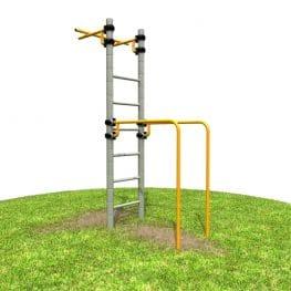 urządzenie do street workout Romana Sport