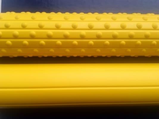 szczebelki antypoślizgowe z mikromasażem